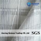 19mm: tela do algodão 114cm de 13%Silk 87% para a camisa