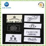 Escritura de la etiqueta tejida alta calidad de la ropa 2016 (JP-CL109)