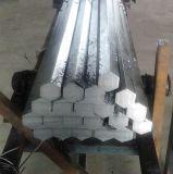 Barre en acier étirée à froid d'hexagone de S20c Ss400