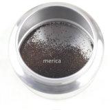 Rectifieuse de café manuelle normale d'acier inoxydable de catégorie comestible de FDA