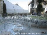 Refrigerador evaporativo portable del desierto del aire acondicionado/de la máquina de la refrigeración por evaporación del refrigerador evaporativo