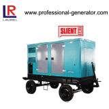 Trailer silenzioso Generator 80kw Magnet Generator