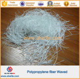 Волокно волны PP цемента