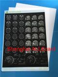 Película médica del blanco de la radiografía de Digitaces