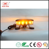 Strobe ambrato LED Police Bar Light Outdoor Waterproof Warning Light Bar per Security Trucks Mini Lightbar