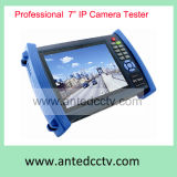 7 Inch Touch Screen WiFi Wireless Camera Ahd Tester Poe PTZ를 가진 Onvif CCTV IP Camera Tester Monitor