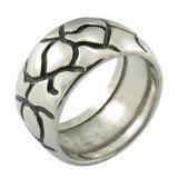 De Ring van de Homoseksuelen van de Ring van het Roestvrij staal van de Ring van de haan