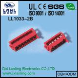 De rode Micro- van de Contactdoos IDC Schakelaar van de Gelijke Elektro