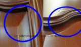 Het huisvesten Gebruikend de Klassieke Houten Deur van het Ontwerp MDF/PVC