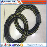 Boyau hydraulique en caoutchouc SAE100 R6 de la Chine