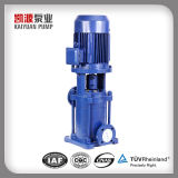 Pompe centrifuge à haute pression à plusieurs étages verticale d'atterrisseur