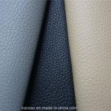 Cuoio impresso sintetico del sofà dell'unità di elaborazione (KC-B038)