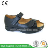 Grace Health Shoes Hommes Black Sandal