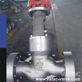 Flange industrial ou Bw Extremidade Cast Iron & Forged Stainless Steel Globe Valve