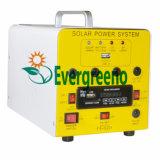 Домашняя сеть электропередач солнечной силы/электрическая система стойки одна солнечная