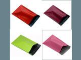 Poli sacchetti personalizzati di colore con la buccia e la guarnizione adesive
