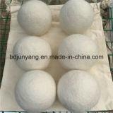 Billes propres de blanchisserie de laines de l'usine 6-Pack de la Chine