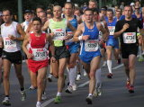 Anti-Déchirer les numéros personnels de papier de bavoir de gymnastique de Tyvek de marathon courant