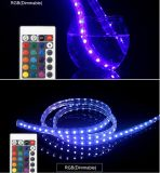 Tira impermeable flexible del RGB LED de las ventas al por mayor 5050 12V (F-M1-3W/M)