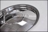 Ensemble de cuivre de Cookware d'induction de noyau de 5 plis