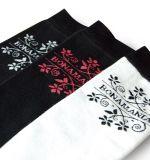 Socke der Männer Baumwoll, Socken Heiß-Verkaufen für USA-Markt