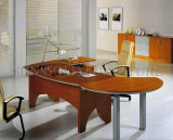 Modo L-Shape Executive Office Table Design con Aluminium (SZ-ODT622)