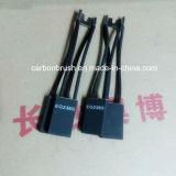 Щетка НАПРИМЕР 12 углерода в форме графита высокого качества продукции