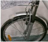 bicicleta elétrica da cidade 200With250W acidificada ao chumbo para meninas