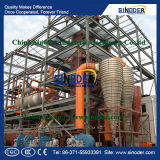 pianta di estrazione dell'olio del seme di cotone 200-500tpd, macchine di verdure di estrazione dell'olio con il rendimento elevato