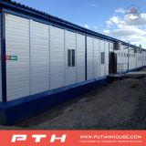 Het aangepaste Huis van de Container voor het Leven Huis/Enige Afdeling