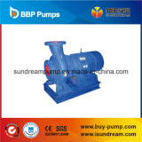 Pompa ad acqua centrifuga diesel ed elettrica di lotta antincendio di aspirazione di conclusione di circolazione