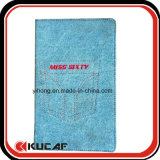 Hight Quality Broderie Logo Denim Notebook