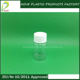 40ml clair Bottle Small Bottle pour Pill Tablet