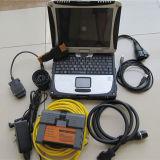 pour BMW Icom A2 avec l'ordinateur portatif +Software HDD+ CF-19 Toughbook (4G) préparer pour fonctionner la programmation et la diagnose de 3in1