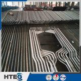 Componenten van de boiler pasten de Gevormde Comités van de Muur van het Water van de Boiler in De Boiler van de Krachtcentrale aan