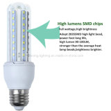 セリウムRoHSは3年の保証E27 LEDのトウモロコシの照明A85-265V LED球根9Wの家の点ライトランプの屋外のホームライトを承認した