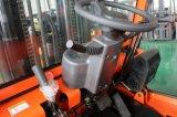 3.5 톤 닫히는 오두막을%s 가진 디젤 엔진 지게차