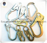 Zinc Platingの安全Harness Accessories D-Rings