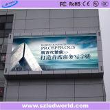 Alta calidad a prueba de agua al aire libre Publicidad pantalla LED de vídeo (P6, P8, P10, P16)