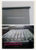 Acoplamiento revestido de la ventana de la fibra de vidrio del PVC (18X16)