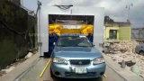 Rolls automático sobre a máquina da arruela do carro