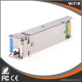modulo compatibile del ricetrasmettitore di 1000BASE-BX Tx 1310nm Rx 1550nm SFP BIDI per SMF 3km