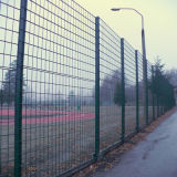 Загородка ячеистой сети безопасности порошка высокого качества покрытая
