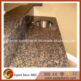 Kitchen Bathroom/Hotel/Commercial를 위한 핀란드 발트해 브라운 Granite Laminate Countertop