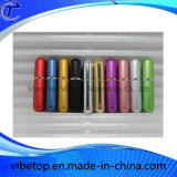 botella de perfume de aluminio del rociador 5ml con la ventana abierta (APB-14)