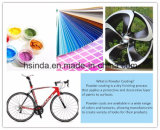 Résistant aux produits chimiques peinture Revêtement système Themosetting / Ral Couleur Powder Coating