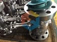 - 196程度低温学CNGの球弁