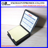Logo promotionnel Customized Sticky Note avec Leather Cover (EP-H9129)