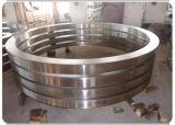 Anello rotolato senza giunte 1020 del acciaio al carbonio di ASTM per il motore a ruota eolica