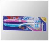 Hochgeschwindigkeitszahnbürste-Blasen-und Papercard Verpackungsmaschine für Zahnbürste